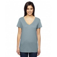 02840MR - Ladies' Everyday Cotton Modal V-Neck