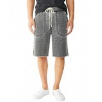 05284F - Men's Burnout French Terry Victory Short