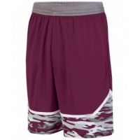 1118 - Youth Mod Camo Game Short