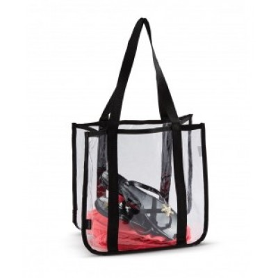 1120 - Clear Event Tote