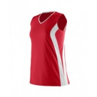 1235 - Ladies' Triumph Sleeveless V-Neck Jersey