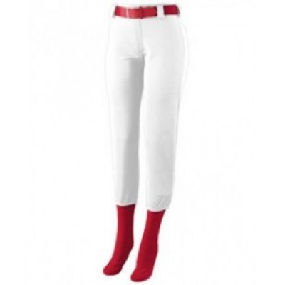 1241 - Girls' Low Rise Homerun Pant