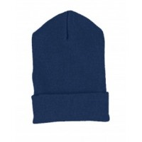 1501 - Adult Cuffed Knit Beanie