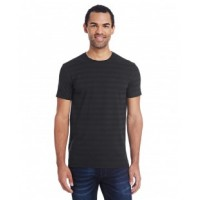 152A - Men's Invisible Stripe Short-Sleeve T-Shirt