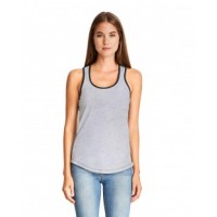 1534 - Ladies' Ideal Colorblock Racerback Tank