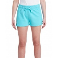 1537L - Ladies' French Terry Short