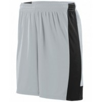 1606 - Youth Wicking Polyester Short with Contrast Inserts