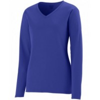 1789 - Girls' Wicking Long-Sleeve T-Shirt