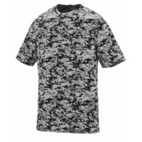 1799 - Youth Digi Camo Wicking Short-Sleeve T-Shirt