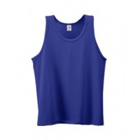 181 - Poly/Cotton Athletic Tank-Youth