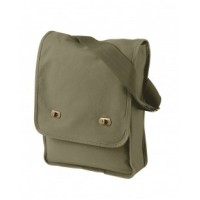 1902 - 14 oz. Pigment-Dyed Canvas Field Bag