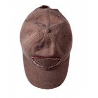 1917 - Pigment-Dyed Raw-Edge Patch Baseball Cap