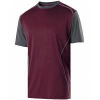 222201 - Youth Polyester Training Piston Shirt