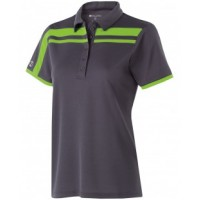 222387 - Ladies' Polyester Closed-Hole Charge Polo