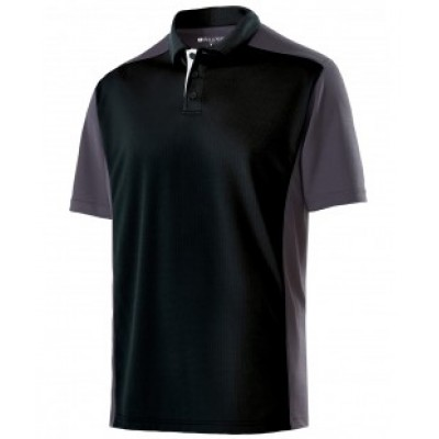 222486 - Adult Polyester Closed-Hole Division Polo