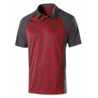 222531 - Adult Polyester Torpedo Polo