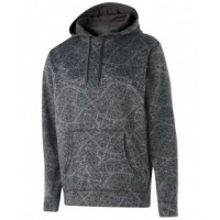 222534 - Adult Polyester Performance Fleece Complex Hoodie