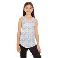222933 - Girls' Space Dye Tank