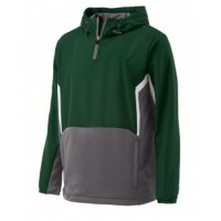 229005 - Adult Polyester Quarter Zip Potential Pullover