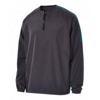 229027 - Adult Polyester Bionic 1/4 Zip Pullover