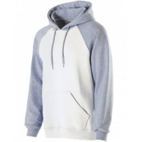 229179 - Adult Cotton/Poly Fleece Banner Hoodie