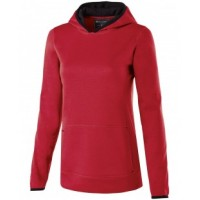 229375 - Ladies' Polyester Fleece Artillery Hoodie