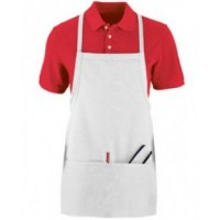 2710 - Adult Tavern Apron With Pouch