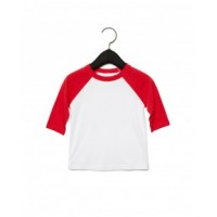 3200T - Toddler 3/4-Sleeve Baseball T-Shirt