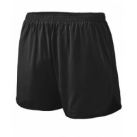 339 - Youth Wicking Poly/Span Short