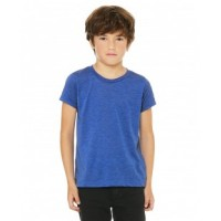 3413Y - Youth Triblend Short-Sleeve T-Shirt