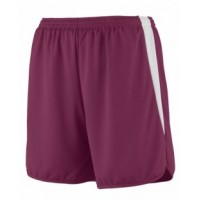 346 - Youth Wicking Polyester Short