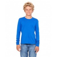 3501Y - Youth Jersey Long-Sleeve T-Shirt