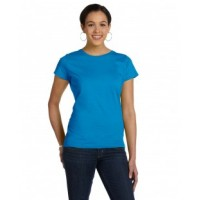 3516 - Ladies' Fine Jersey T-Shirt