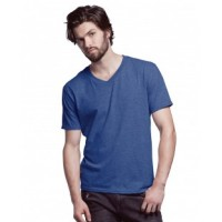 352 - Adult Featherweight V-Neck T-Shirt