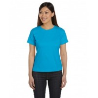 3580 - Ladies' Premium Jersey T-Shirt
