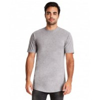 3602 - Men's Cotton Long Body Crew