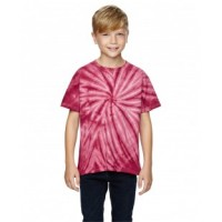 365BCY - for Team 365 Youth Team Tonal Cyclone Tie-Dyed T-Shirt