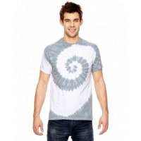 365SL - for Team 365 Adult Team Tonal Spiral Tie-Dyed T-Shirt