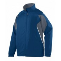 3730 - Adult Water Resistant Polyester Diamond Tech Jacket