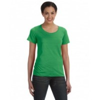 391A - Ladies' Featherweight Scoop T-Shirt
