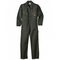 48799 - 7.5 oz. Deluxe Coverall - Blended