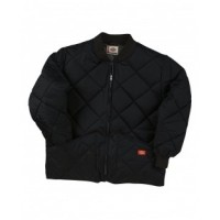 61242T - Diamond Quilted Nylon Jacket