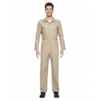 62401 - Unisex Flame-Resistant Contractor Coverall 2.0