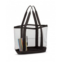 7009 - Large Clear Tote