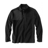 7345 - Men's 100% Polyester Nano Fleece TM 1/4 Zip Interval Pullover