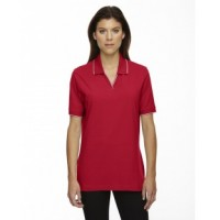 75009 - Ladies' Cotton Jersey Polo