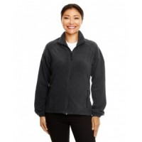 78025 - Ladies' Microfleece Unlined Jacket