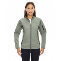78034 - Ladies' Three-Layer Fleece Bonded Performance Soft Shell Jacket