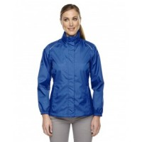 78185 - Ladies' Climate Seam-Sealed Lightweight Variegated Ripstop Jacket