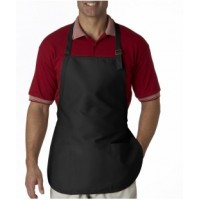 8205 - Three-Pocket Apron with Buckle